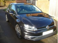 VW GOLF 2018 SE TDI * CAT S *
