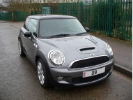 MINI COOPER S CHILI PACK