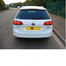 VW Golf 1.6 SE Bluemotion
