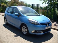 RENAULT SCENIC DYNAMIQUE TOMTOM 2013